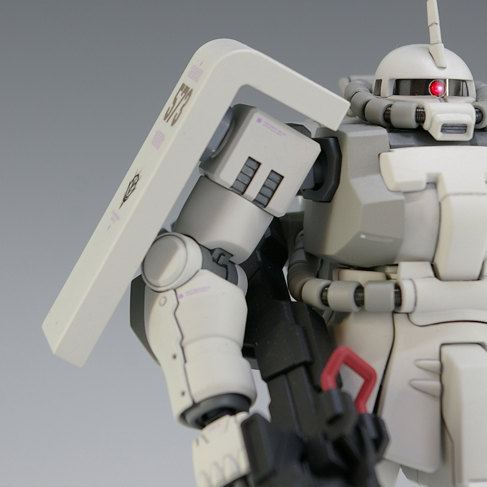 HGUC シン・マツナガ専用ザク 全塗装作例
