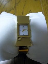 ケイトスペード ゴールド時計 (187x250)