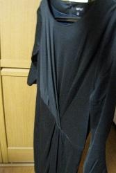 INDIVI 黒ワンピース (167x250)