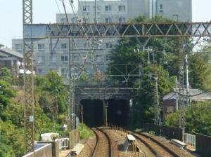 根岸トンネル