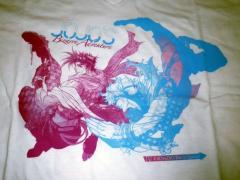 JOJOraDIOスペシャルイベントグッズ「ジョジョTシャツ 第2部」ジョセフ&シーザー