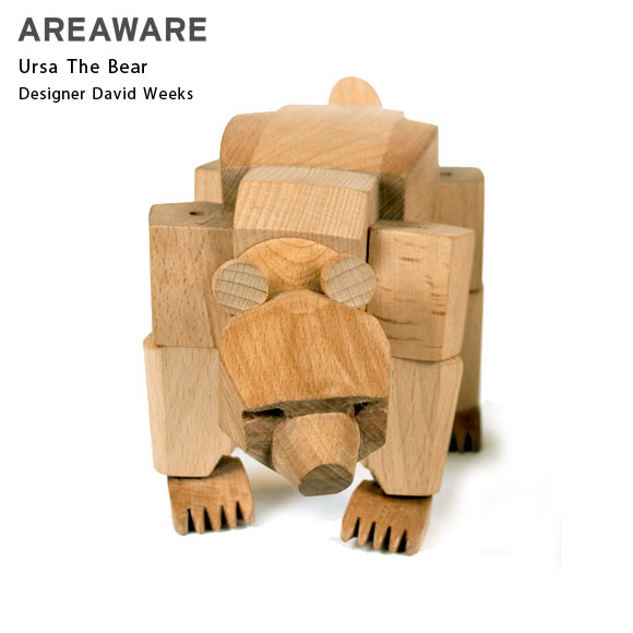 AREAWARE Ursa The Bear
