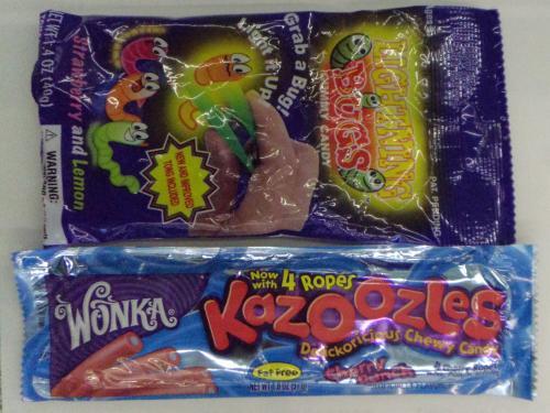アメリカ製菓子