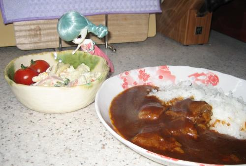 stew potato salad