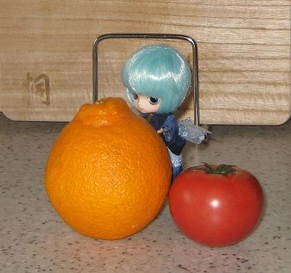 でこポン&トマト