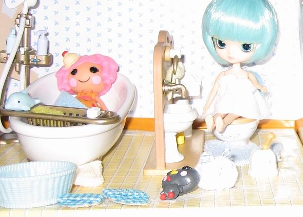 お風呂その②