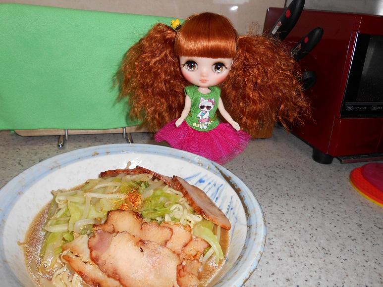 Dinner with Hana (Ramen)