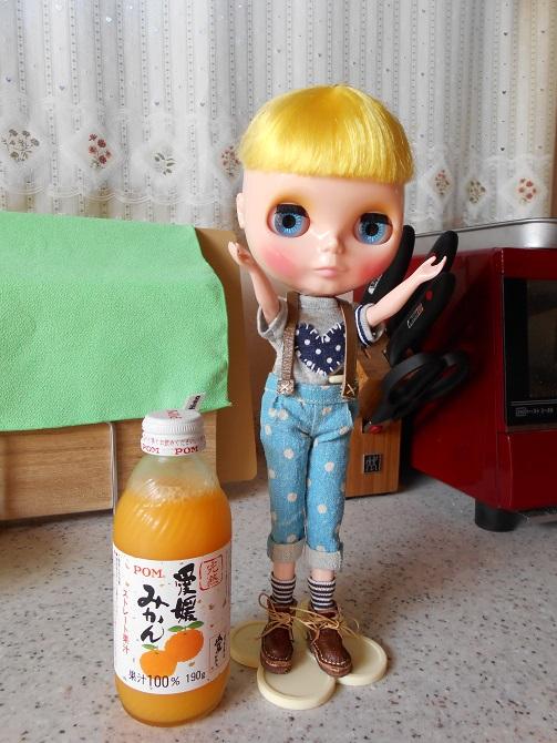 6 みかんジュースとユキちゃん
