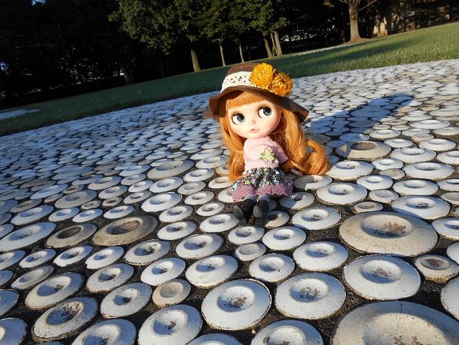 4 アンナと秋の公園