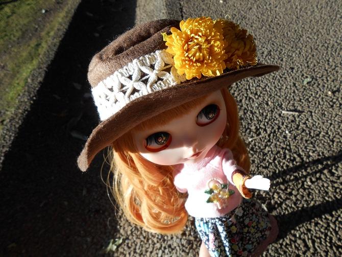 12 アンナと秋の公園