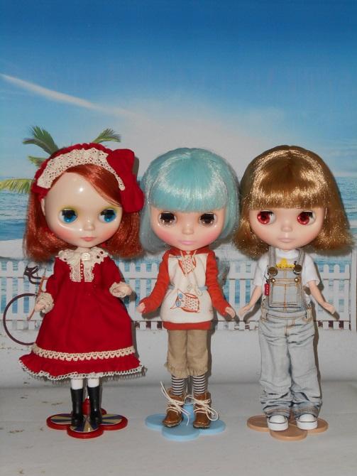 家のフェアレスト3人娘