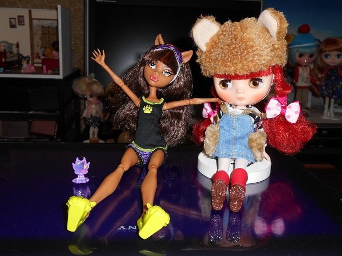 ミミとベラ