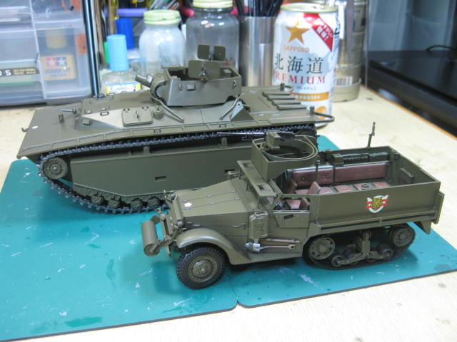LVT(A)5 と M3