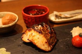 旬重メイン鰆の塩麹焼き