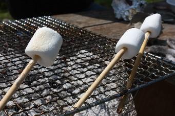 2013GW五月山BBQ焼きマシュマロ