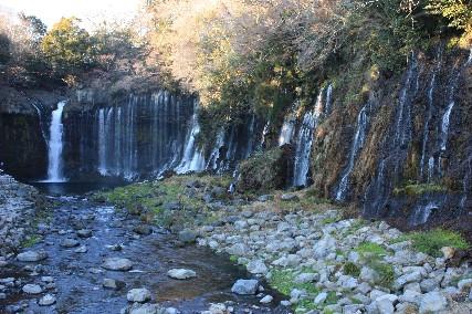 2013大晦日白糸の滝
