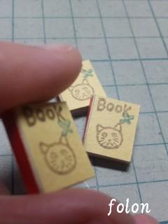 三毛猫鉛筆キャップ用小物02
