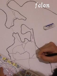 地図描くぞ~01