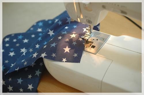 縫いましょう