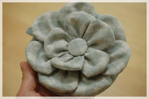 花びらポーチ2