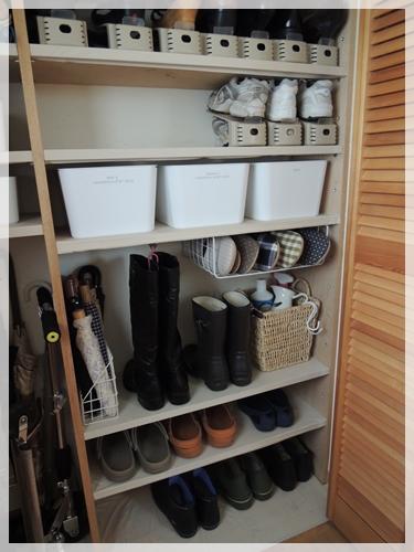 靴箱整頓後2
