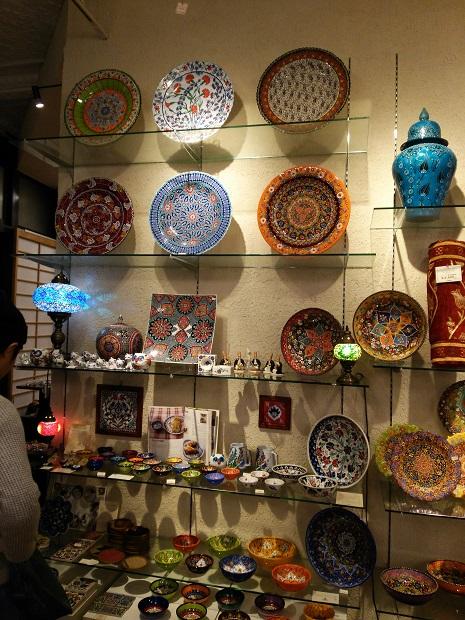 トルコの陶器