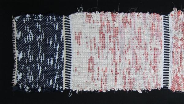 小物用裂き織り 3・4