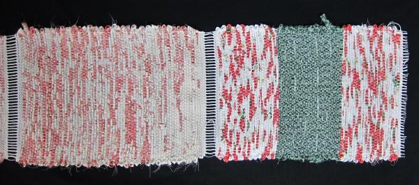 小物用裂き織り 1・2