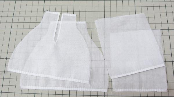 下着の縫い代のしまつ