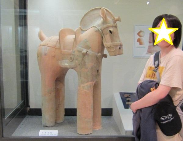 動物埴輪 馬
