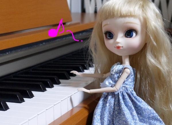 アリスたんピアノレッスン