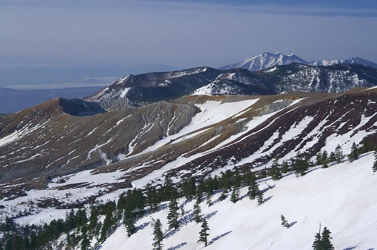 雪の渋峠 1
