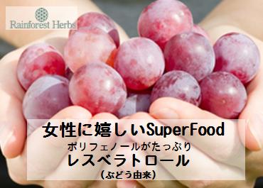 20140104 レスベラトロール スーパーフード