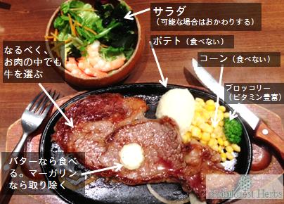 20140105 ステーキ屋