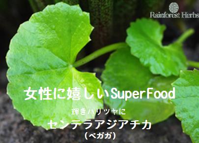 20140108 センテラアジアチカ スーパーフード