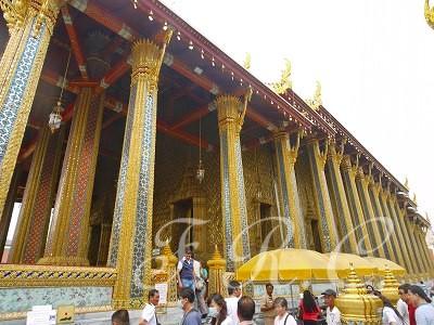バンコク寺院観光ツアー