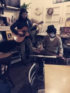 山田さんと上田さん