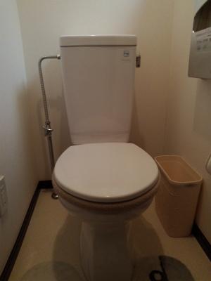 もともとのトイレ