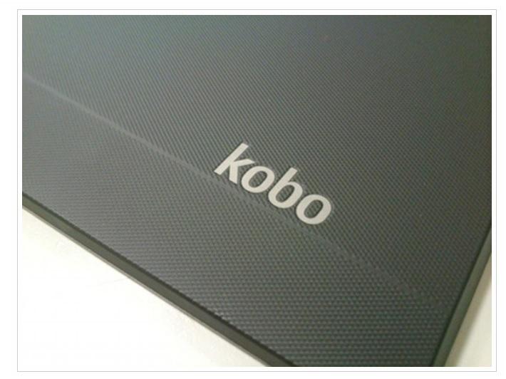kobo aura 背面カバー