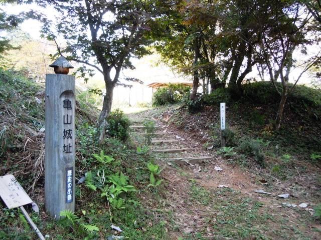 亀山城(三河) (24)