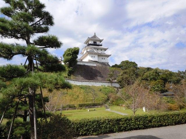 掛川城 (40)