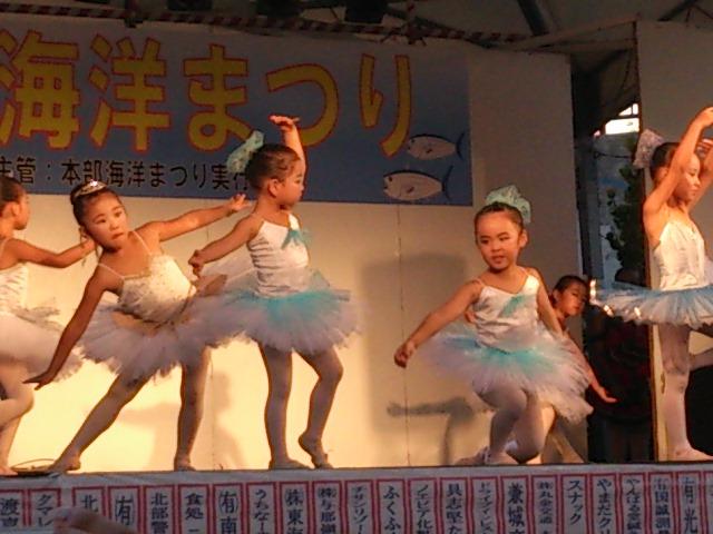 祭りバレエ2