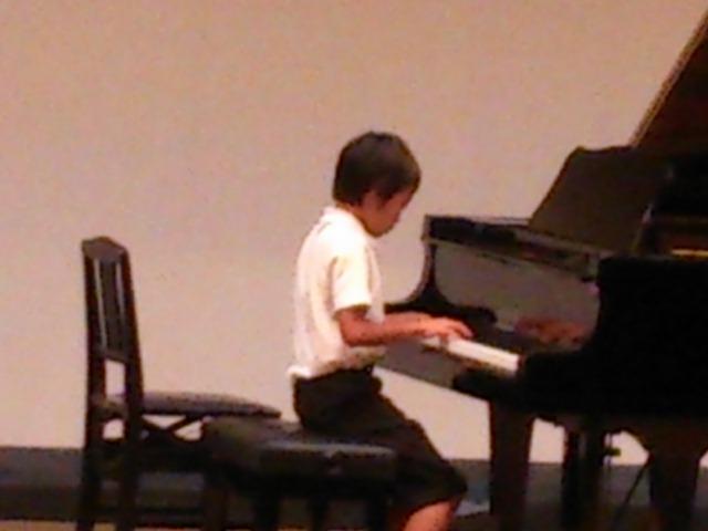 ピアノ発表会てん