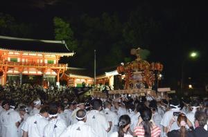 祇園祭還幸祭