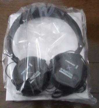 オリジナルヘッドフォン