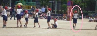 小学校運動会2013⑩