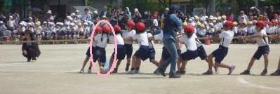 小学校運動会2013⑧