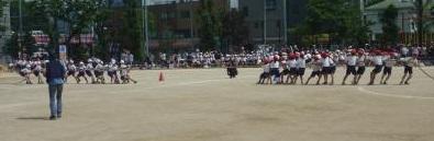 小学校運動会2013⑦