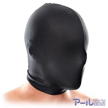 ストレッチ全頭マスク