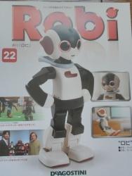 s-ロビ22号組立